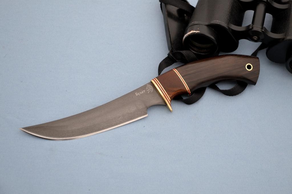 """Нож """"Акула"""" (Булат, текстолит, венге)"""