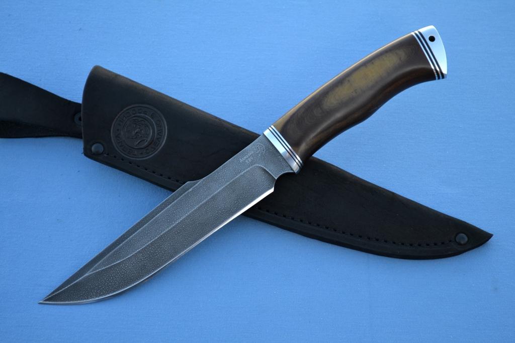 """Нож """"Медведь"""" (ХВ5, дюраль, текстолит)"""