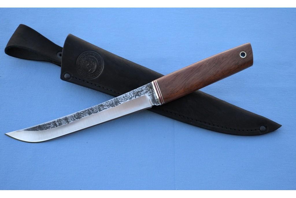 """Нож """"Танто"""" (Х12МФ, бубинга)"""