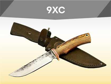 Ножи из штамповой стали 9ХС