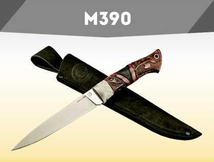 Ножи из стали BOHLER M390 MICROCLEAN